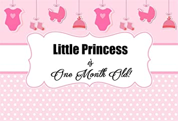 csfoto 7x5ft background for baby girl one month old party decorcsfoto 7x5ft background for baby girl one month old party decor photography backdrop little princess sweet