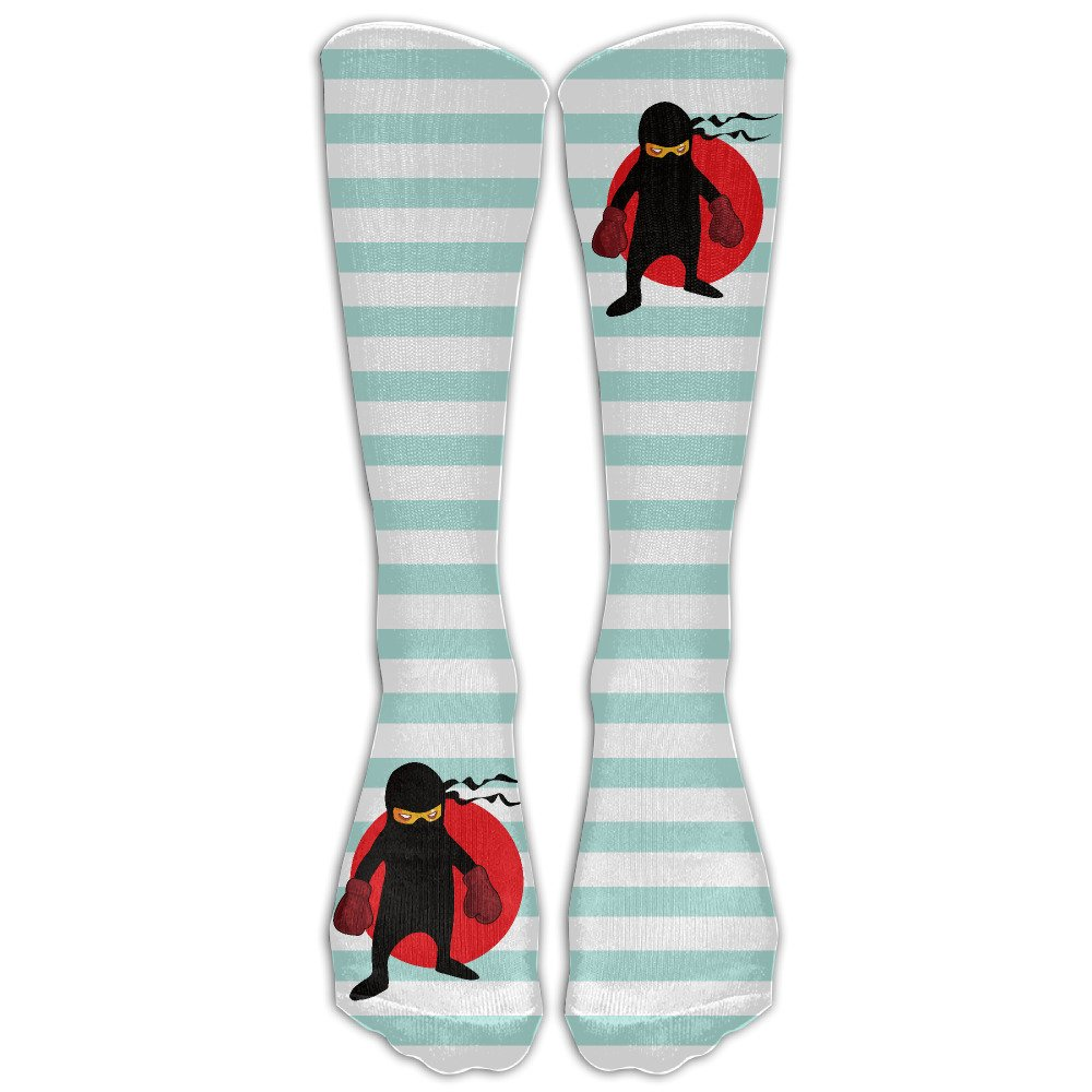 Amazon.com: Martial Art Ninja Boxing Women & Men Knee High ...
