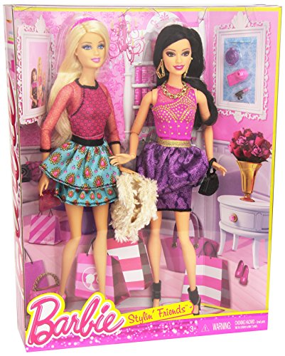 Barbie Life In The Dreamhouse Barbie And Raquelle Doll 2 Pack Buy Online In Uae Toy