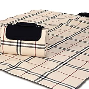 Picnic Plus Small Mega Mat BEIGE TRADITIONAL