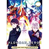 Aldnoah.Zero 2 (TV 1 - 12 End) (DVD, Region All) English subtitles Japanese anime