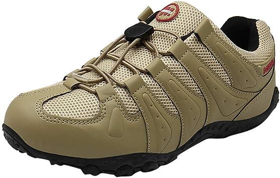 Vaycally Zapatos formales de Cuero de imitación suave para hombre ...