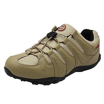 Vaycally Zapatos de punta de ala con cordones de Zapatos formales ...