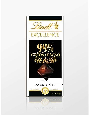 Lindt Excellence Tableta de Chocolate Negro 99% Cacao - 50 gr
