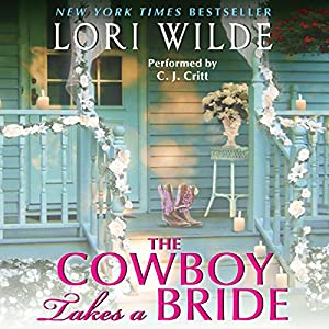 The Cowboy Takes a Bride Audiobook