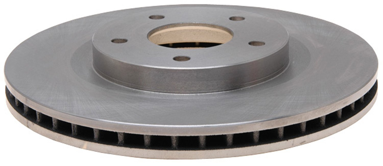 ACDelco 18A2646A Advantage Non-Coated Front Disc Brake Rotor