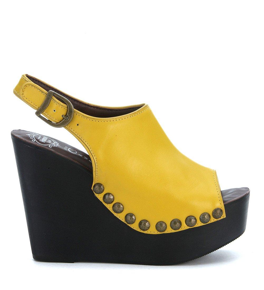 Jeffrey 19357 Snick, Campbell – Snick, Santal de Chaussures Jeffrey de Sport Femme Jaune 0b2f8f4 - automatisms.space
