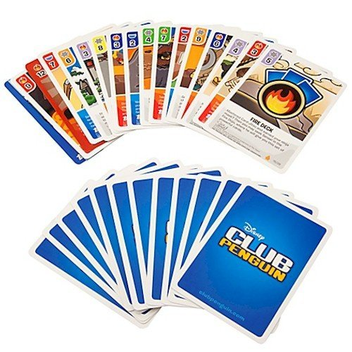 - SPECIAL -25 New Club Penguin Card Jitsu Cards Includes 2 Super Power Foil Cards + 2 Dress Up Your Penguin Stickers - Card-Jitsu Special = PLUS $2 Value = One (1) Special Code Cards to Unlock Online Cards