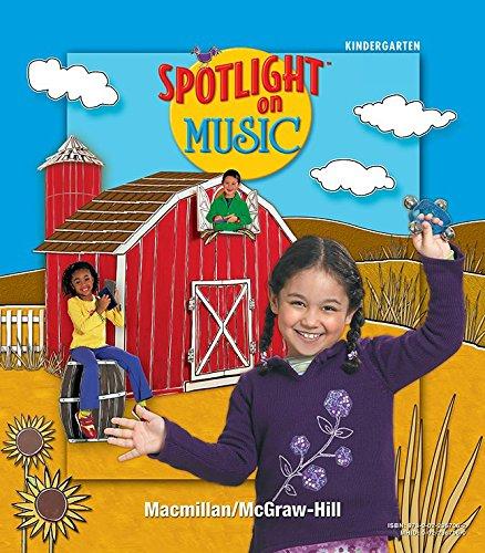 Spotlight on Music, Grade K, Big Book (ELEMENTARY SPOTLIGHT ON (Elementary Choral Music)
