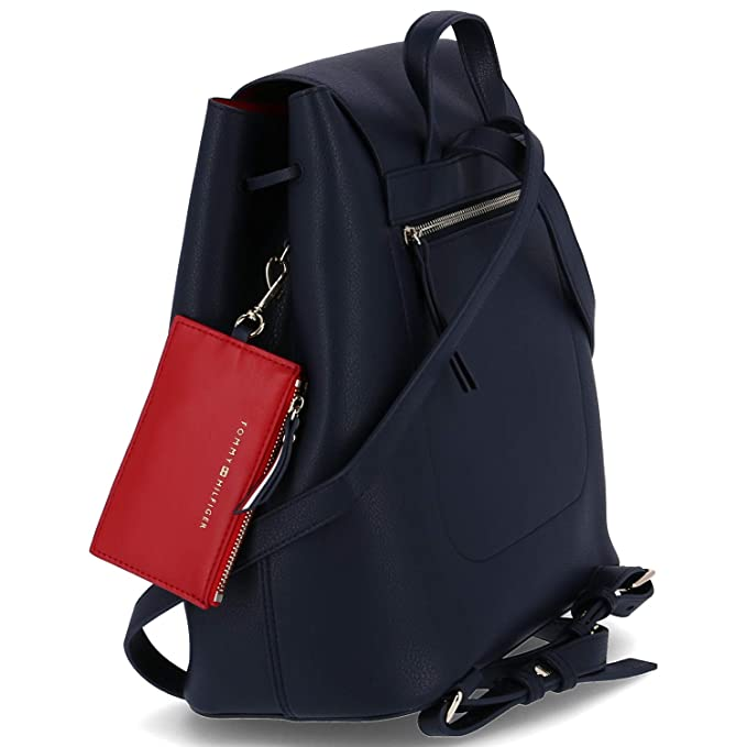 Tommy Hilfiger Charming Backpack Navy/Tommy Red: Amazon.es: Zapatos y complementos