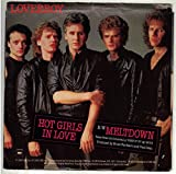 LOVERBOY / Hot Girls In Love / 45rpm record + picture sleeve