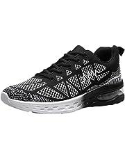 66694dff9c033 WWricotta LuckyGirls Zapatillas de Correr Hombre Mujer Geometría Casual  Moda Cómodas Calzado para Deporte Zapatos para