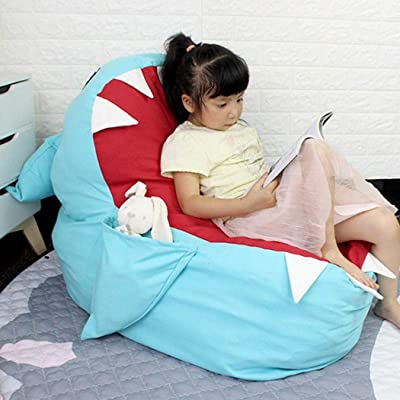 Werall Children's Plush Toy Storage Bag Lazy Cartoon Sofa Baby Chair Push & Pull Toys : Baby