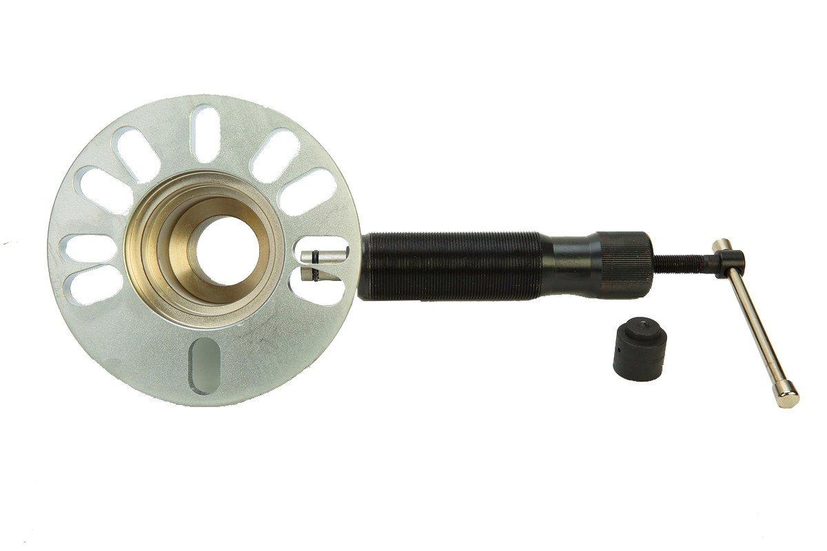 125mm FreeTec Hydraulik Radnaben Abzieher Hydraulischer Antriebswellen Ausdr/ücker 10T 96mm