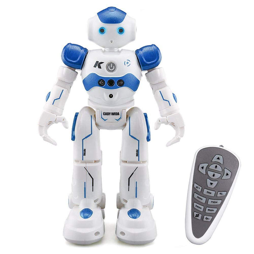 Best Rated In Electronics Kits Robot Helpful Customer Engineering Games Logic Electricity For Kids Remote Control Rc Jjrc Cady Wini Smart Programming Gesture Sensing Robotics Humanoid Robots Kit