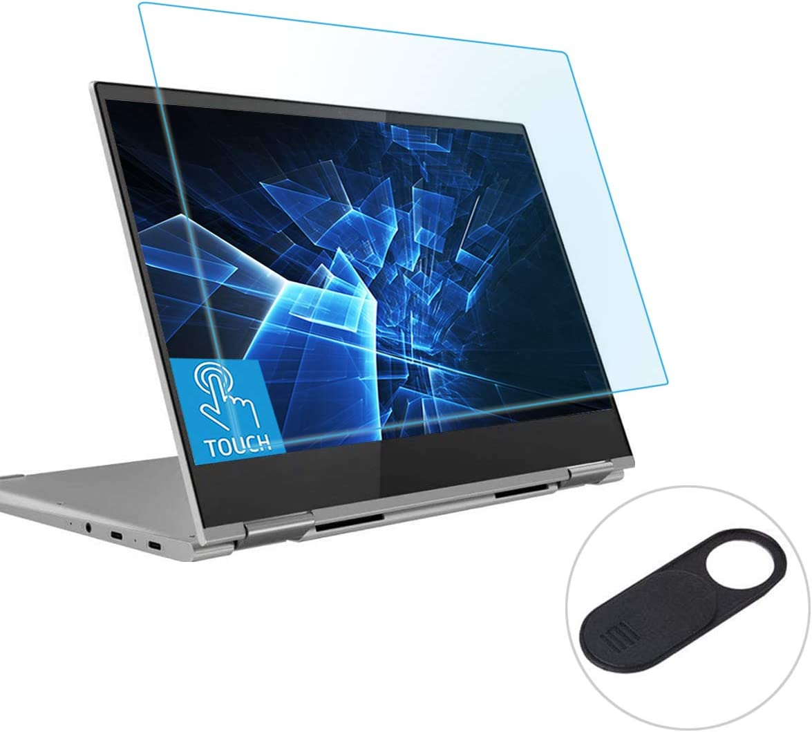15-EP0006TX 15-ep0010nr etc. Reduces Eye Strain Block UV Anti/ Blue/ Light Glare Screen Protector for 15.6 2020 HP Envy X360 15-ep Series with Fingerprint Reader Touchscreen Laptop