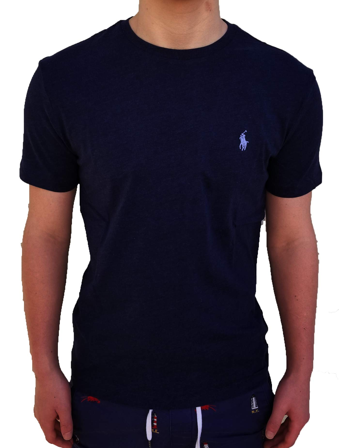 Polo Ralph Lauren Men's Pony Logo Crew Neck T-Shirt