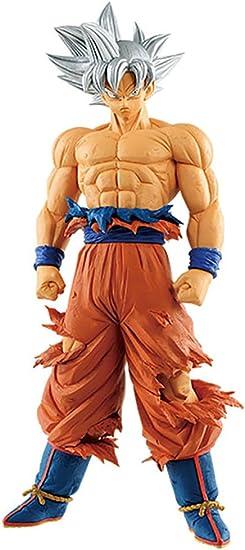 Dragon Ball Super ULTRA INSTINCT SON GOKOU Figure Son Banpresto Gokou Grandista