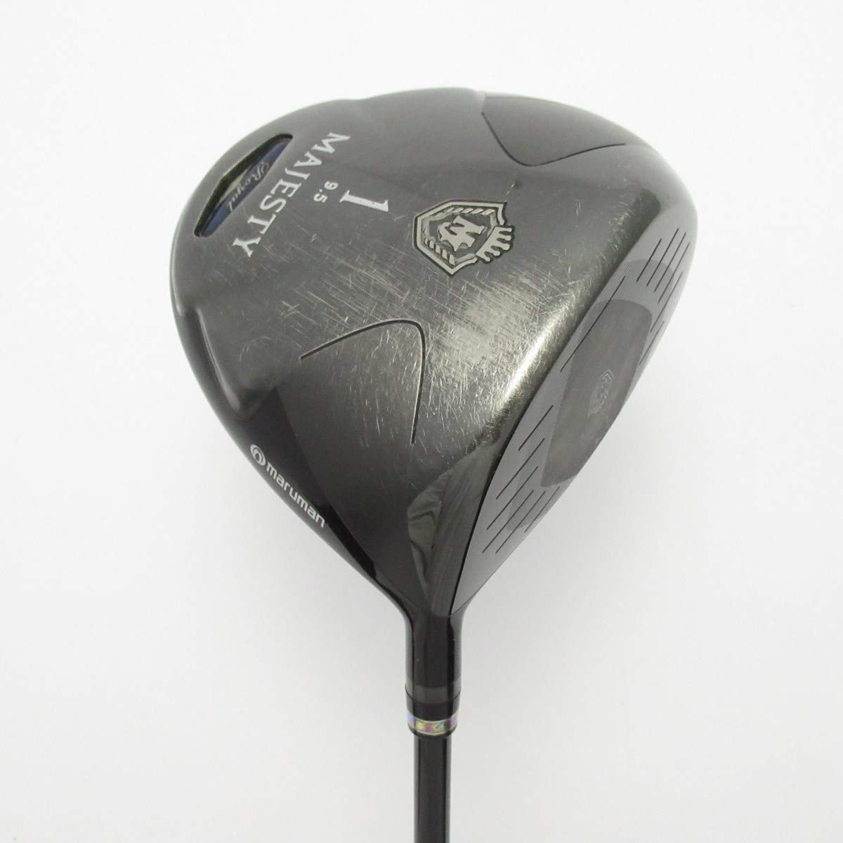 【中古】マルマン MAJESTY MAJESTY ROYAL BLACK(2014) ドライバー Tour AD MJ-5 B07T7WR8QP  S