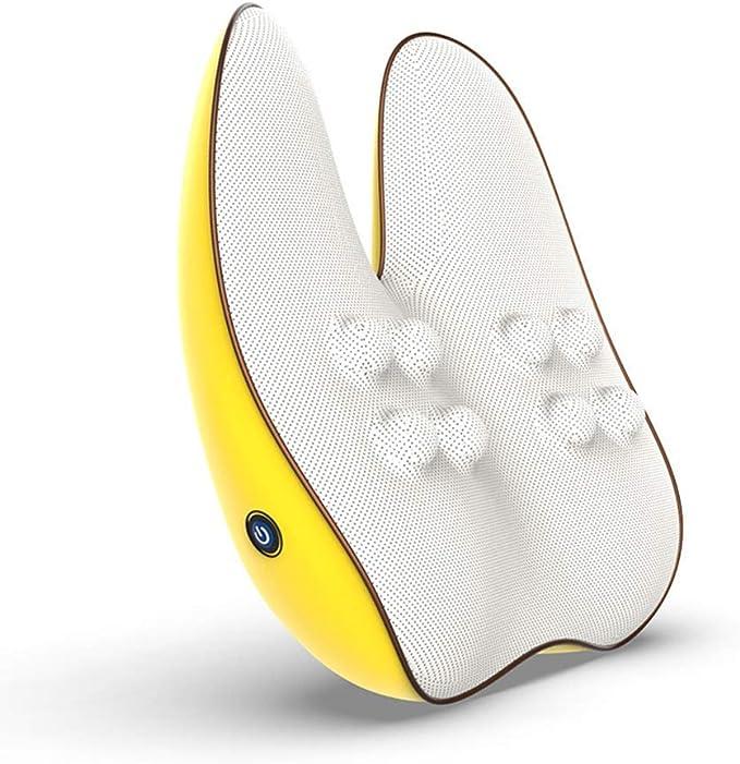 masajeador eléctrico 8 cabezales 2 direcciones shiatsu
