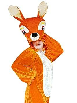 Faon costume costume de faon adulte homme costume carnaval carnaval  costumes costume de carnaval costumes de