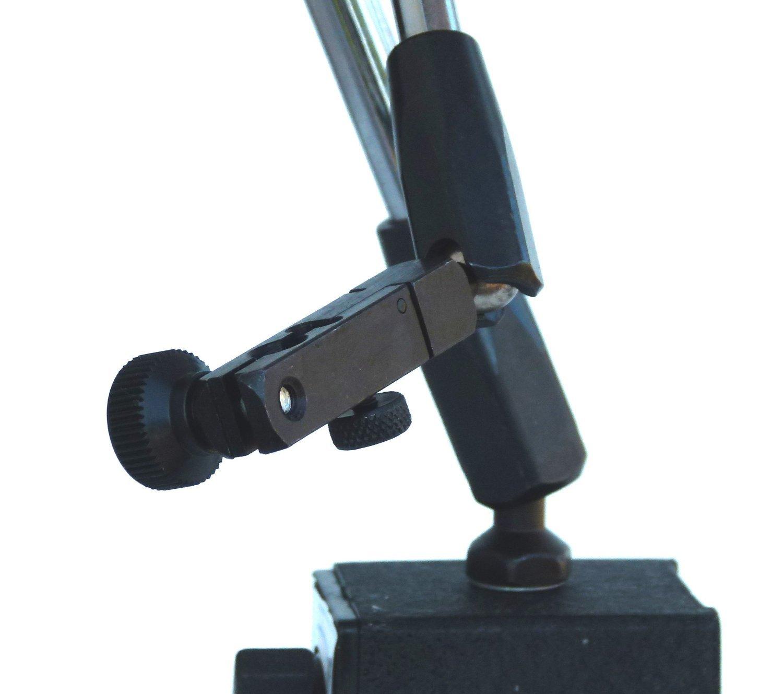 Set Support /à serrage central Comparateur Microm/ètre