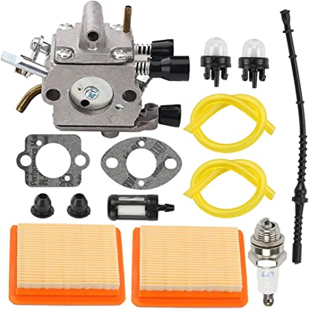 Carburetor Kit for STIHL FS120 FS200 FS020 TS200 FS250 FS300 # 41341200653