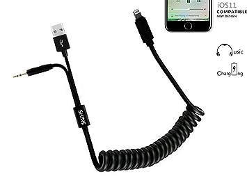Auto Musik Interface, BMW iPhone 7 8 Y Kabel: Amazon.de: Elektronik