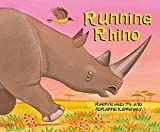 Running Rhino (African Animal Tales)