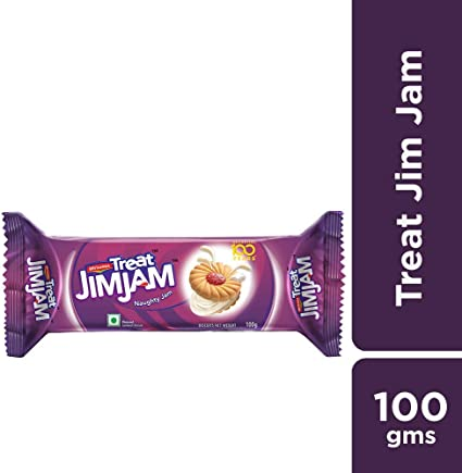 Britannia Treat, Jim Jam, 100g