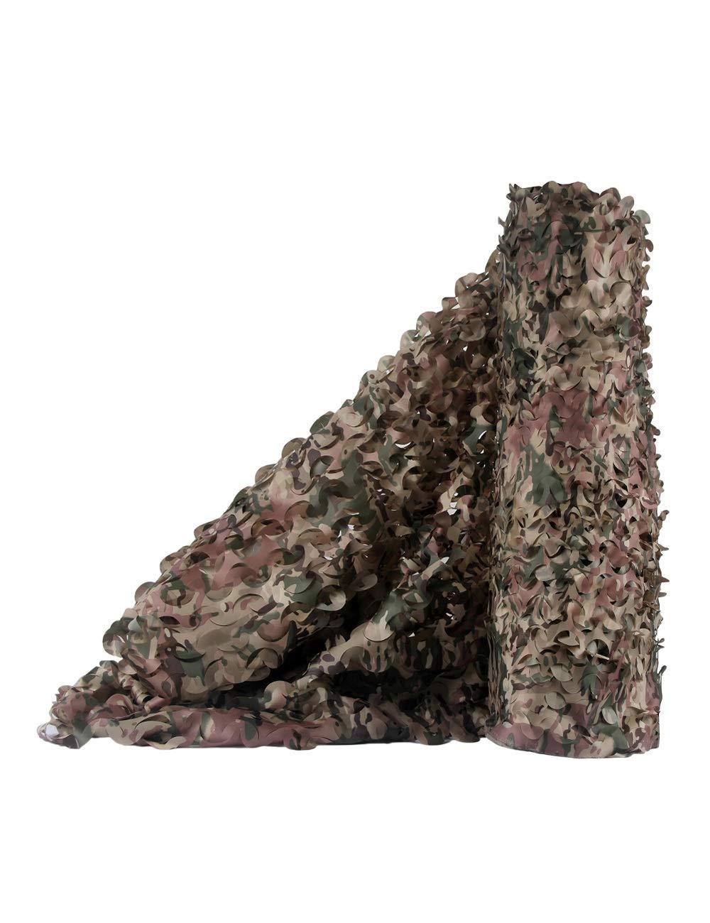 フォレスト迷彩ネット屋外集中ソリッド織インテリア装飾写真撮影キャンプ狩猟パーティー装飾防空迷彩カバー(1.5 * 2メートル) (サイズ さいず : 1.5*9m) 1.5*9m  B07QS3HBTT