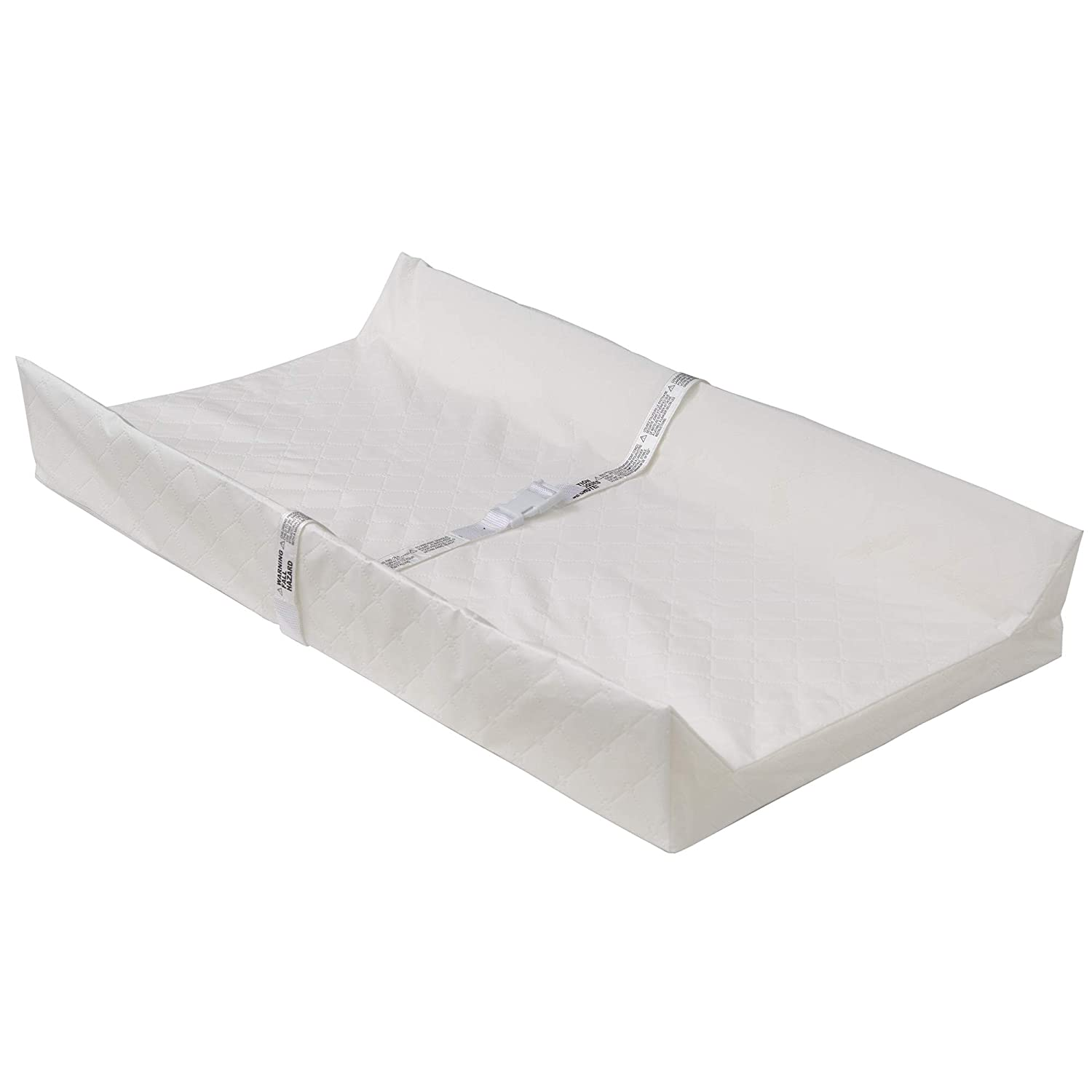 Delta Children Foam Contoured Changing Pad with Waterproof Cover