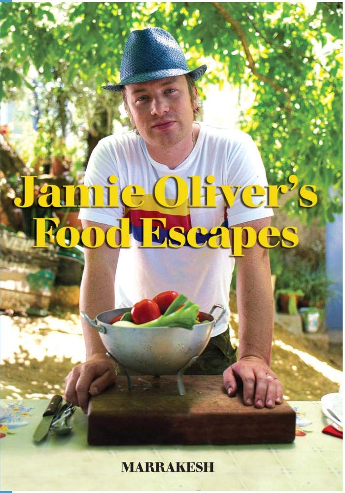 Jamie Oliver's Food Escapes- Marrakesh