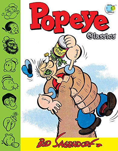 Popeye Classics, Vol. 11: The Giant and More]()