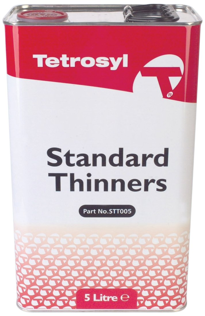 CarPlan STT005 Standard Thinner, White/Red Tetrosyl Ltd
