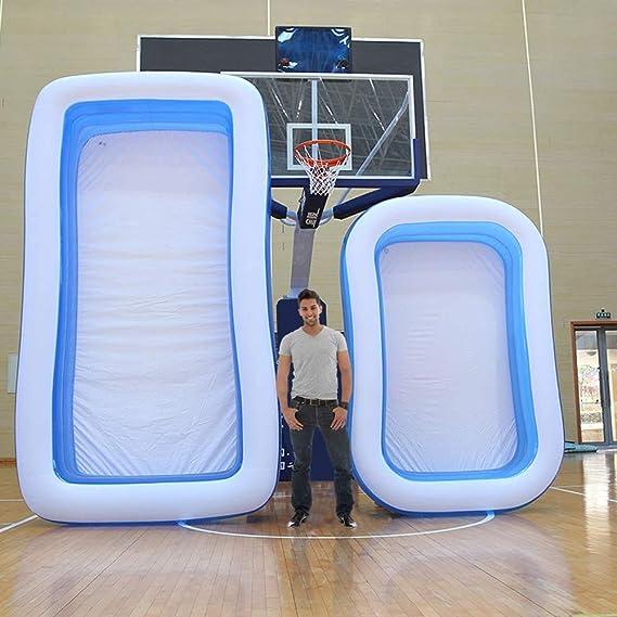 Sobredimensionado Engrosado Piscina Hinchable,Al Aire Libre Easy Set Piscina Familiar,Juegos De Agua Piscina Infantil para Niños Adultos Bebé A 130x90cm(51x35inch): Amazon.es: Jardín
