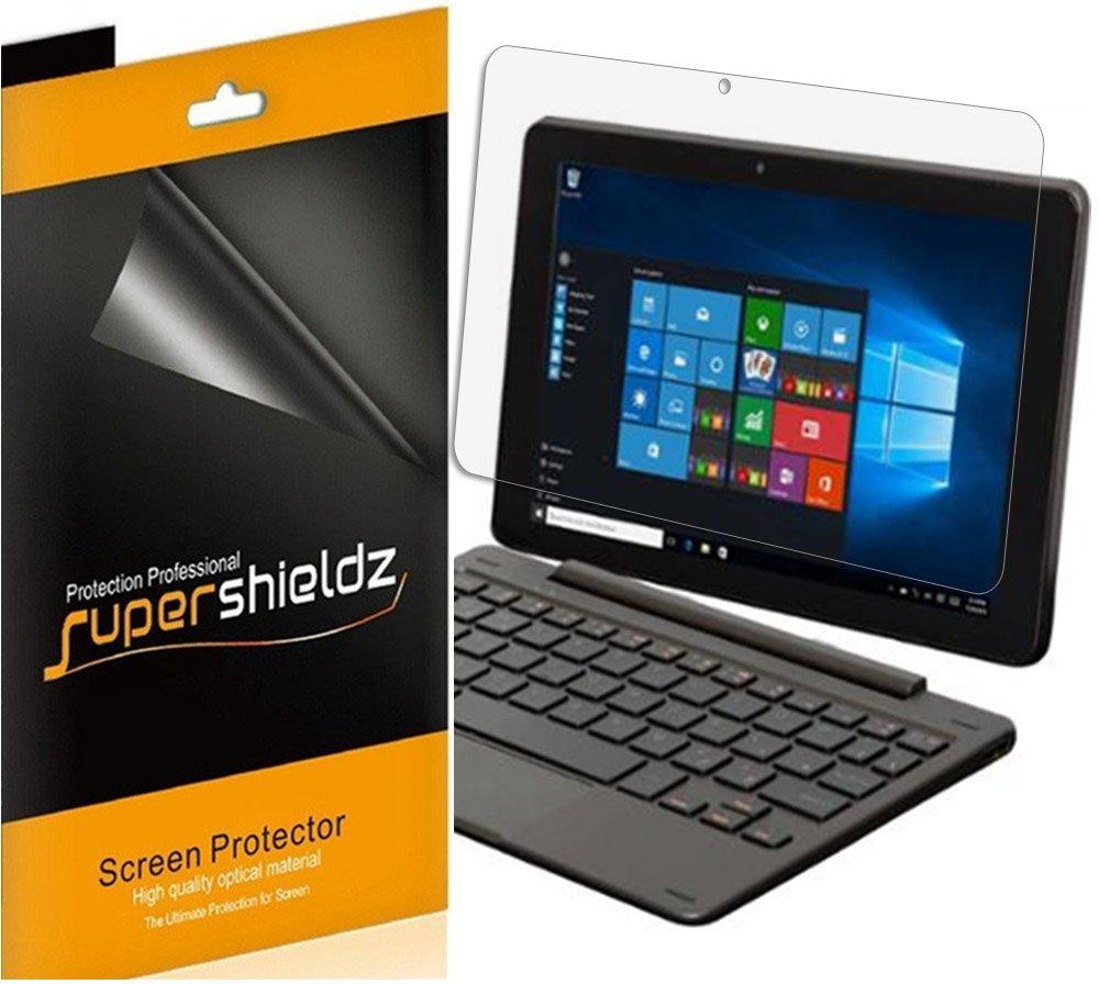 [ 3 - Pack ] supershieldz-アンチグレア指紋防止(マット)スクリーンプロテクターシールドfor Nextbook Flexx 9 8.9