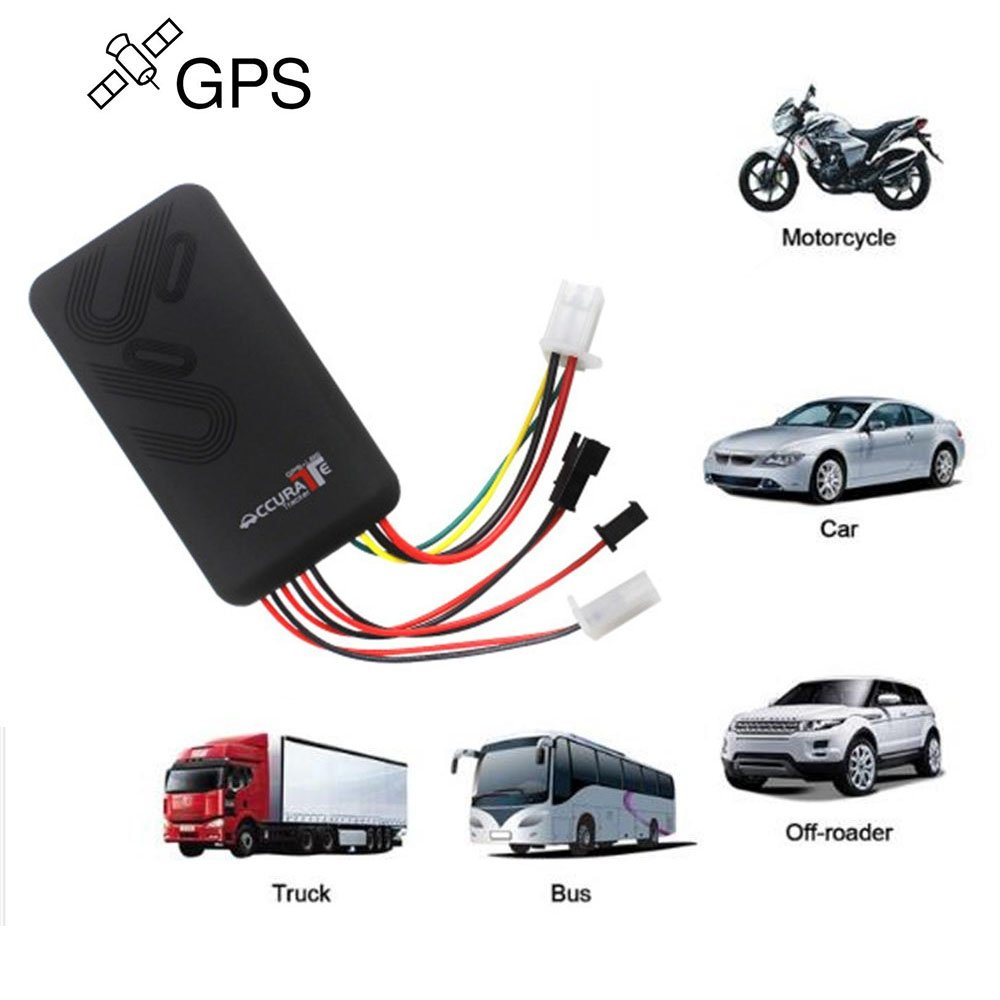 Vehicle Tracker GPS Tracker Real-time Locator GPS/GSM/GPRS/SMS Tracking Cars Antitheft with Mobile APPs by YangtongLK