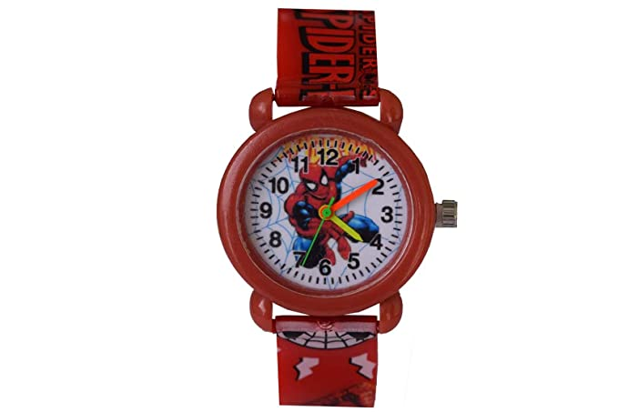 VITREND(R-TM) Latest Model Good Looking Kids Like Analog Round Dial Watch for Boys&Girls(Sent as Per Available Color)