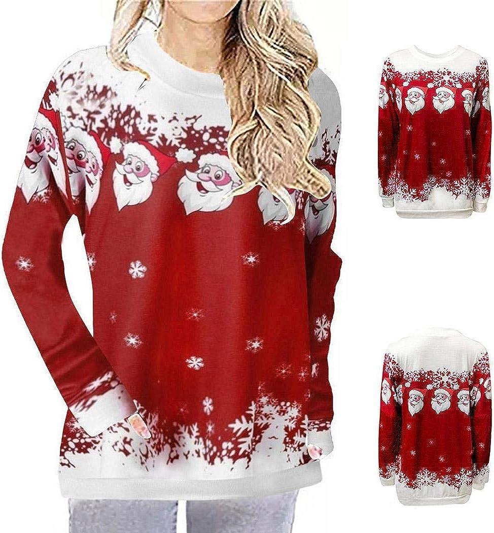 Diaper Women Casual Mini DressO-Neck Long Sleeve Print Pullover Loose Sweatshirt Fashion Hoodies