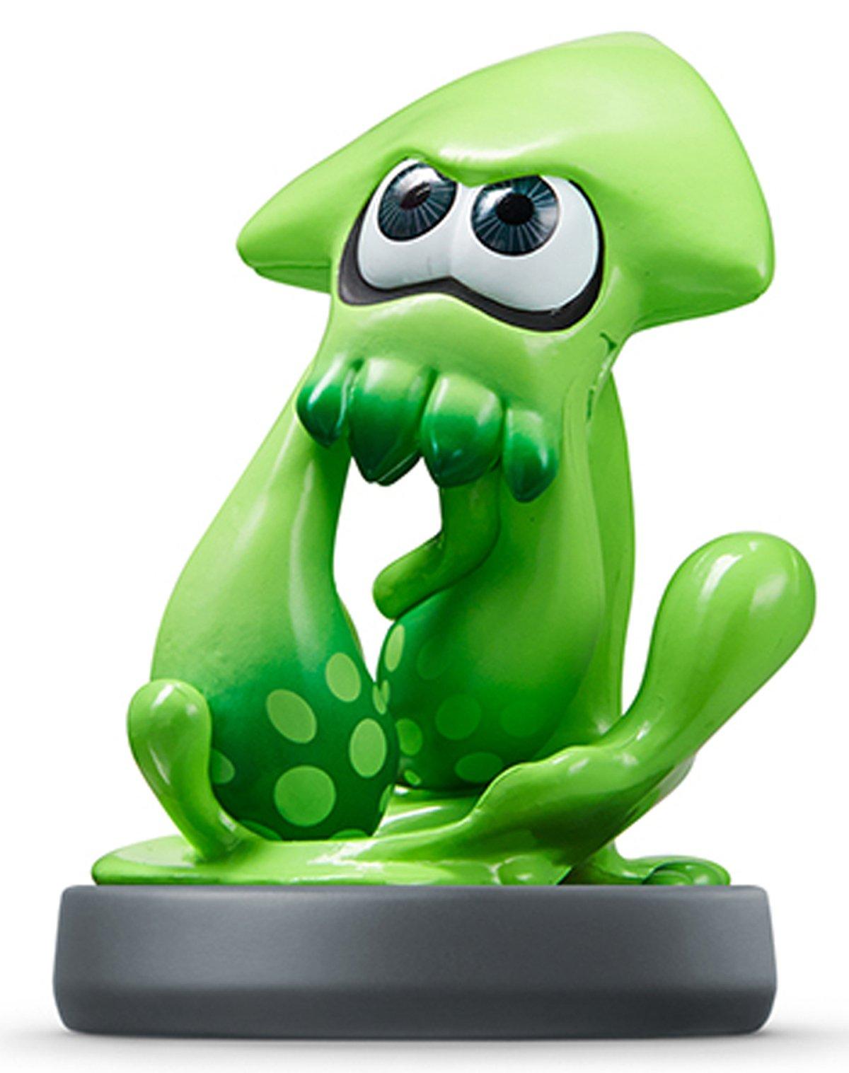 Inkling Squid amiibo - Japan Import (Splatoon Series) by Nintendo
