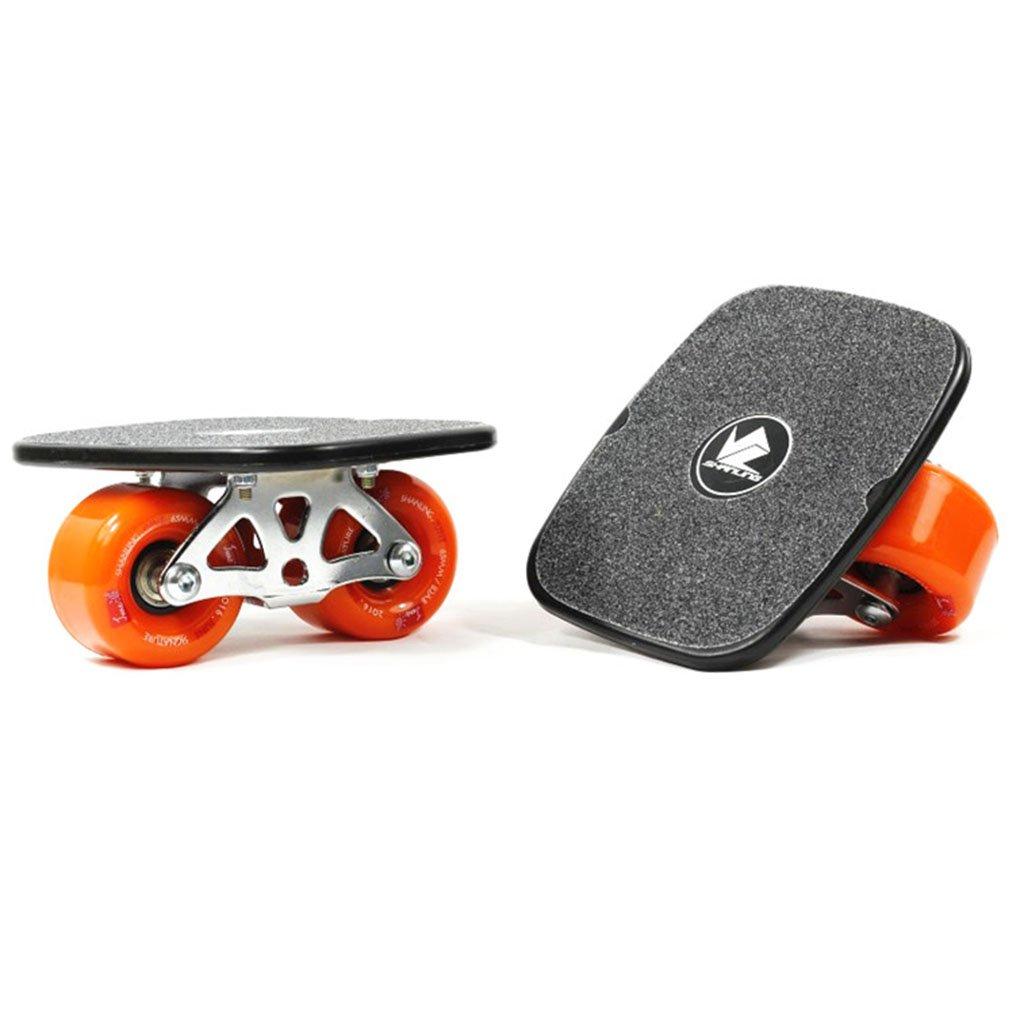 大特価放出! ドリフトボードフライラインスケートフラッシュ大人の子供四輪スプリットスケートボード輸送されたロードスクラブ Orange B07FLXJFMD Orange Orange B07FLXJFMD Orange, 夢の小屋:194fc151 --- a0267596.xsph.ru