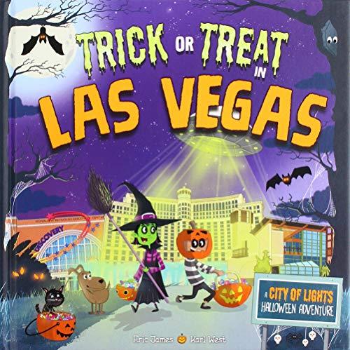 Halloween Stores Las Vegas (Trick or Treat in Las Vegas: A City of Lights Halloween)