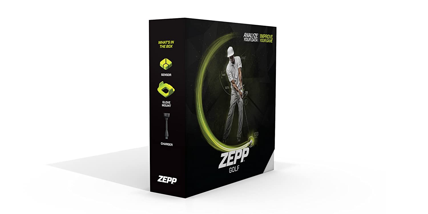 Zepp Bluetooth 3D - Entrenador de Swing para Golf