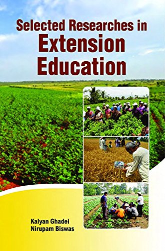Download Selected Researches in Extension Eduction pdf