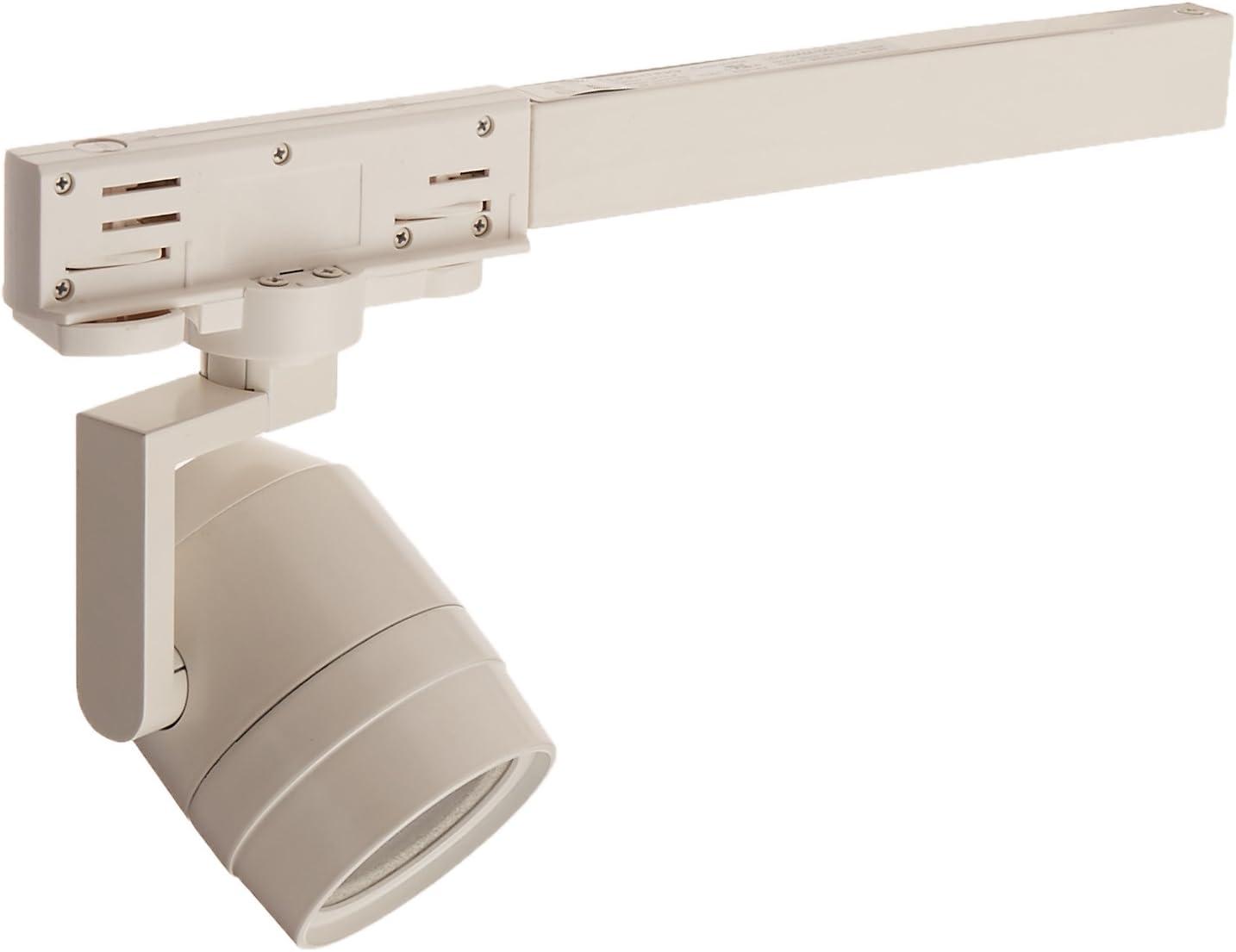 WAC Lighting WHK-LED522F-27-WT 23W LED Paloma Track Head for 277V W Track Flood 2700K