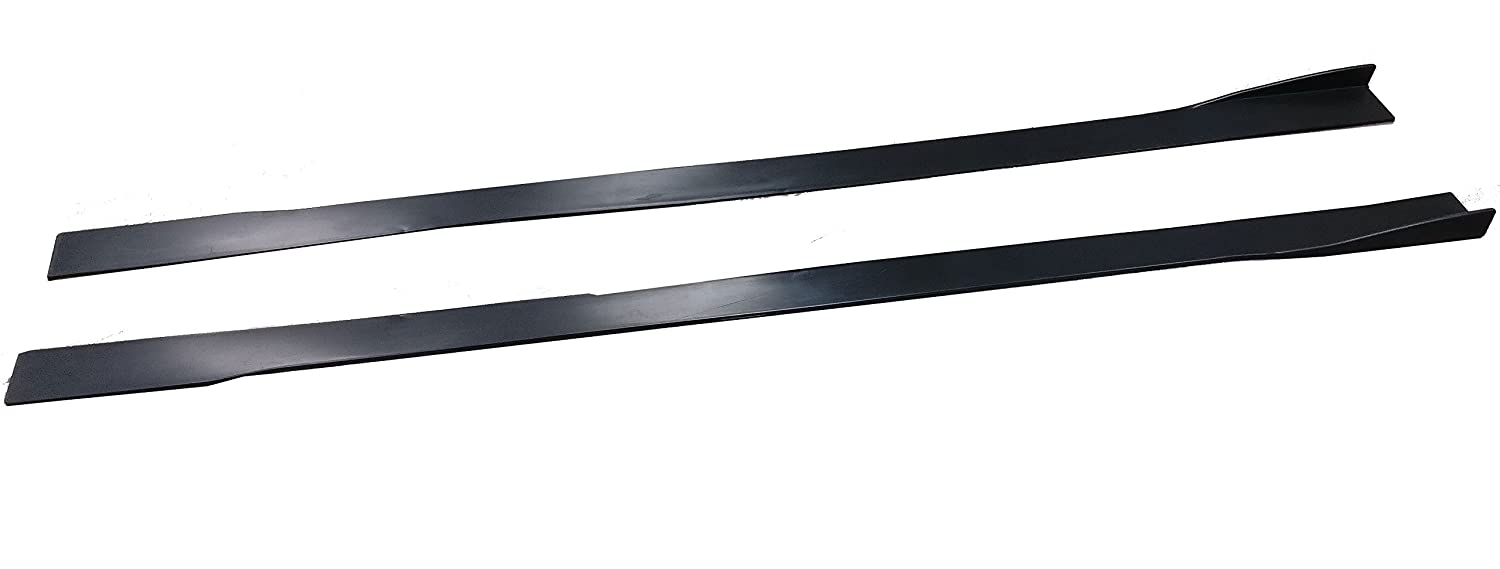 Universal Side Skirt Panel Bottom LINE Flat Style Side Skirt Extension 82