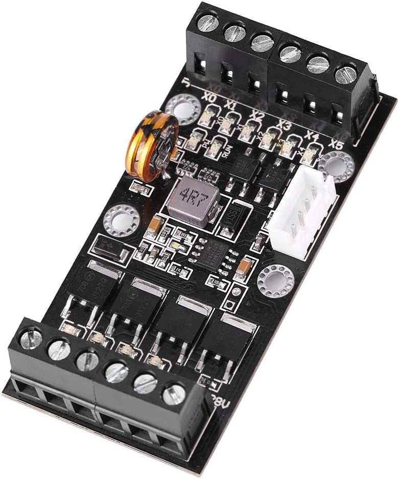Industrial Control Board Programmable Logic Controller FX1N-10MT Module Aeloa PLC Controller