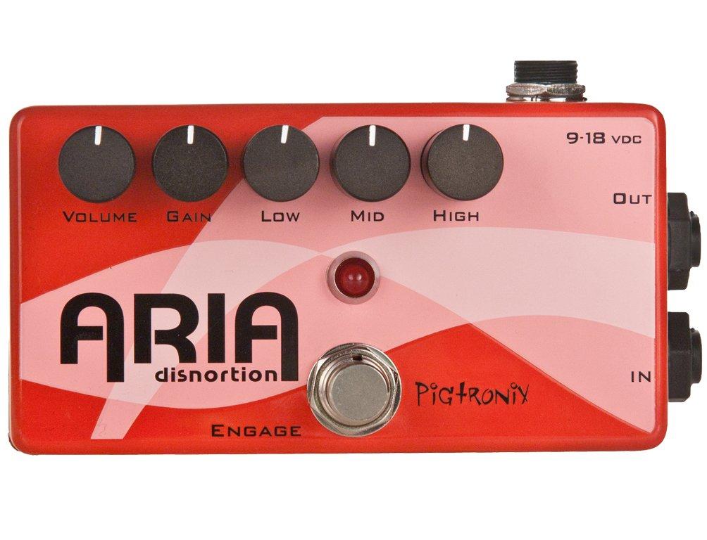 最新作の Pigtronix Pigtronix// ARIA ARIA ディストーション [エレクトロニクス] B002ZDOJ66, 永井園:3334abb3 --- a0267596.xsph.ru