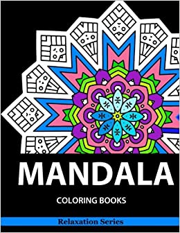 3 Coloring Books For Adults Relaxation Meditation Book Adult Mandala Colorama Publishing Volume